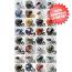 Mini Football Helmet 32 NFL Teams Complete Set Riddell