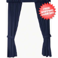 Home Accessories, Bed and Bath: Michigan Wolverines Drapes Short