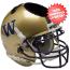 Washington Huskies Miniature Football Helmet Desk Caddy
