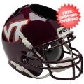 Office Accessories, Desk Items: Virginia Tech Hokies Miniature Football Helmet Desk Caddy