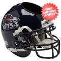 Office Accessories, Desk Items: UTSA Roadrunners Mini Football Helmet Desk Caddy