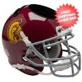 Office Accessories, Desk Items: USC Trojans Miniature Football Helmet Desk Caddy