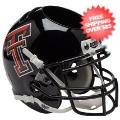 Office Accessories, Desk Items: Texas Tech Red Raiders Miniature Football Helmet Desk Caddy