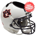Office Accessories, Desk Items: Auburn Tigers Miniature Football Helmet Desk Caddy