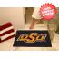 Oklahoma State Cowboys Shower Rug