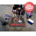 Tailgating, Party: Tampa Bay Buccaneers Tailgator Floor Mat