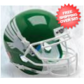 Helmets, Full Size Helmet: North Texas Mean Green Full XP Replica Football Helmet Schutt <B>Green Eagl...