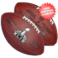 Collectibles, Footballs: Super Bowl 49 Football Patriots vs Seahawks