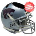 Office Accessories, Desk Items: Kansas State Wildcats Miniature Football Helmet Desk Caddy