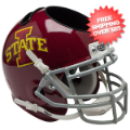 Office Accessories, Desk Items: Iowa State Cyclones Miniature Football Helmet Desk Caddy