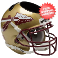 Office Accessories, Desk Items: Florida State Seminoles Miniature Football Helmet Desk Caddy