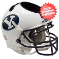 Office Accessories, Desk Items: Brigham Young Cougars Miniature Football Helmet Desk Caddy