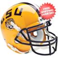 Helmets, Mini Helmets: LSU Tigers Mini XP Authentic Helmet Schutt