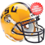 LSU Tigers Mini XP Authentic Helmet Schutt