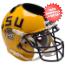 LSU Tigers Miniature Football Helmet Desk Caddy