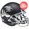 Helmets, Mini Helmets: Missouri Tigers Mini XP Authentic Helmet Schutt <B>Chrome Mask</B>