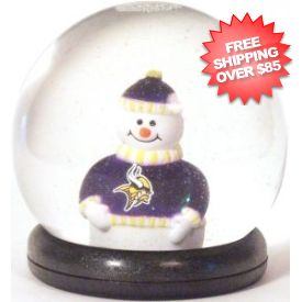 Minnesota Vikings Soft Globes