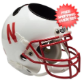 Office Accessories, Desk Items: Nebraska Cornhuskers Miniature Football Helmet Desk Caddy