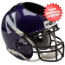 Northwestern Wildcats Miniature Football Helmet Desk Caddy