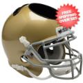 Office Accessories, Desk Items: Notre Dame Fighting Irish Miniature Football Helmet Desk Caddy