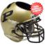 Purdue Boilermakers Miniature Football Helmet Desk Caddy