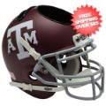 Office Accessories, Desk Items: Texas A&M Aggies Miniature Football Helmet Desk Caddy