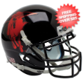 Helmets, Full Size Helmet: Texas Tech Red Raiders Full XP Replica Football Helmet Schutt <B>2013 Holid...