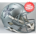 Helmets, Full Size Helmet: Dallas Cowboys Speed Replica Football Helmet