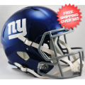 Helmets, Full Size Helmet: New York Giants Speed Replica Football Helmet