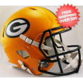 Helmets, Full Size Helmet: Green Bay Packers Speed Replica Football Helmet