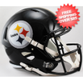 Helmets, Full Size Helmet: Pittsburgh Steelers Speed Replica Football Helmet