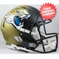 Helmets, Full Size Helmet: Jacksonville Jaguars Speed Football Helmet