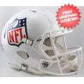 Helmets, Full Size Helmet: NFL Shield Speed Football Helmet