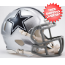 Dallas Cowboys NFL Mini Speed Football Helmet