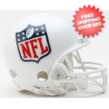 Helmets, Mini Helmets: NFL Shield Logo NFL Mini Football Helmet