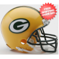 Helmets, Mini Helmets: Green Bay Packers NFL Mini Football Helmet