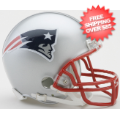 Helmets, Mini Helmets: New England Patriots NFL Mini Football Helmet