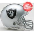 Helmets, Mini Helmets: Oakland Raiders NFL Mini Football Helmet