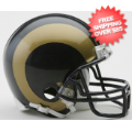 Helmets, Mini Helmets: St. Louis Rams NFL Mini Football Helmet