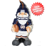 Denver Broncos Throwback Garden Gnome