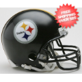 Helmets, Mini Helmets: Pittsburgh Steelers NFL Mini Football Helmet