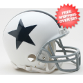 Helmets, Mini Helmets: Dallas Cowboys 2004 Riddell Mini Replica Helmet