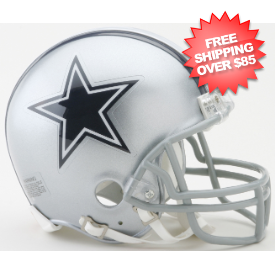Dallas Cowboys NFL Mini Football Helmet