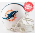 Helmets, Mini Helmets: Miami Dolphins NFL Mini Football Helmet