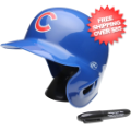 Helmets, Mini Helmets: Chicago Cubs Rawlings Mini Replica Helmet