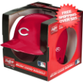 Helmets, Mini Helmets: Cincinnati Reds Rawlings Mini Replica Helmet