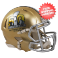 Helmets, Mini Helmets: Super Bowl 50 Mini Speed Football Helmet