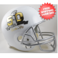 Helmets, Full Size Helmet: Super Bowl 50 Riddell Full Replica Helmet <B>On the Fifty</B>