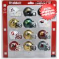 Helmets, Pocket Pro Helmets: PAC 12 Pocket Pro Set Riddell Revolution