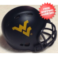 Helmets, Pocket Pro Helmets: West Virginia Mountaineers Pocket Pro Riddell